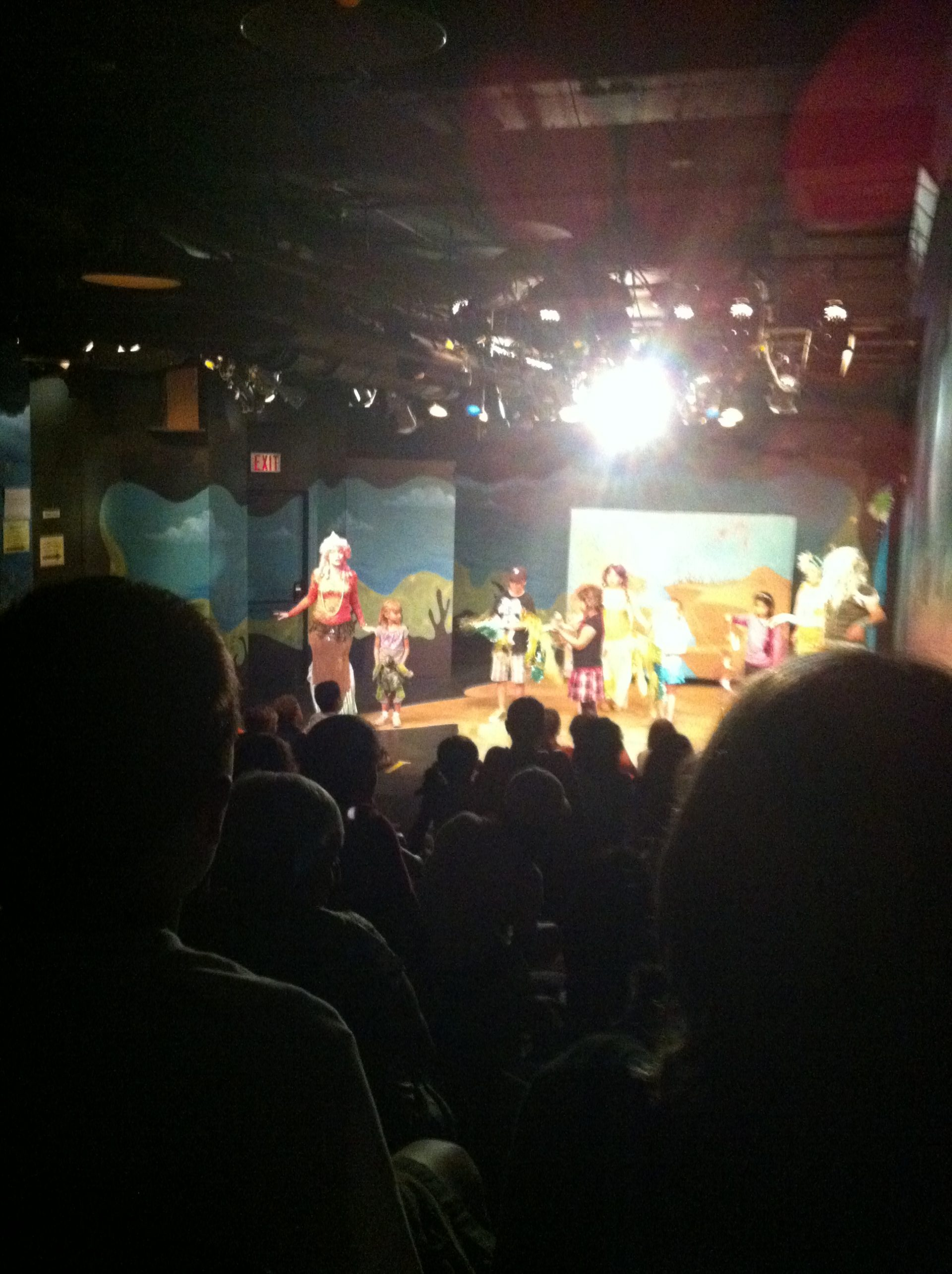 Drama Week – 2012 Camp Waterdown