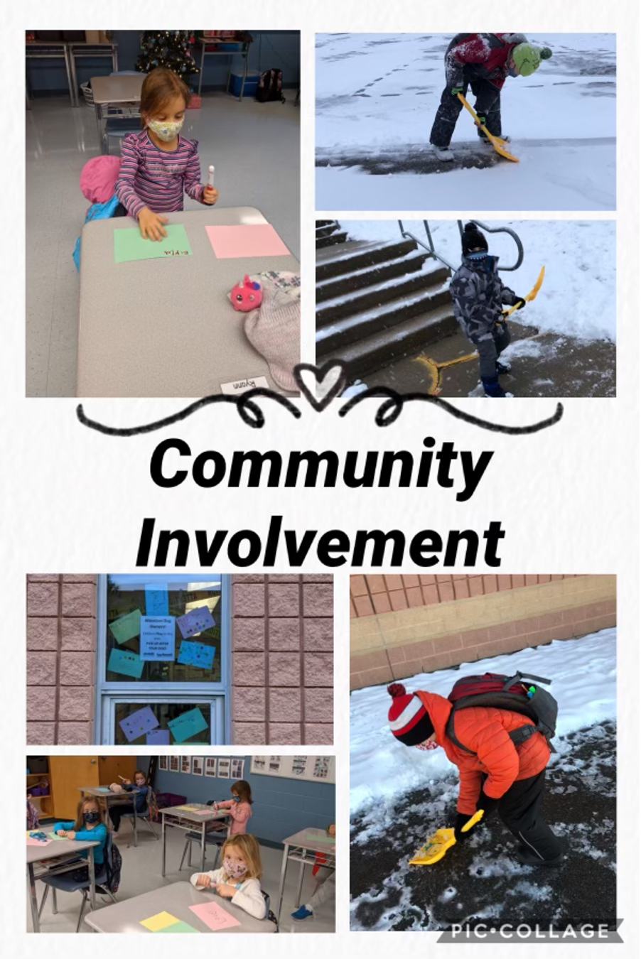 Allan A. Greenleaf Community Involvement Project