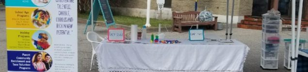 Camp Waterdown / WDCC at Waterdown Farmer's Market June 16