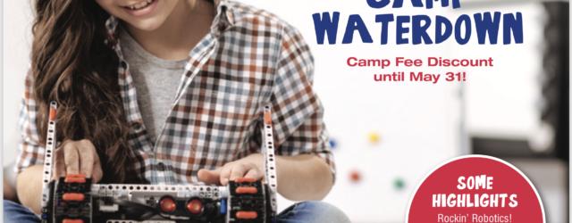 Summer 2019 Camp Waterdown Day Camp