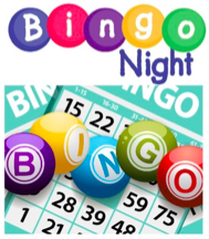 Bingo Parent Games Night
