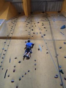 Week 7 Climb