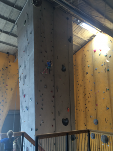 Week 7 Climb Wall 2