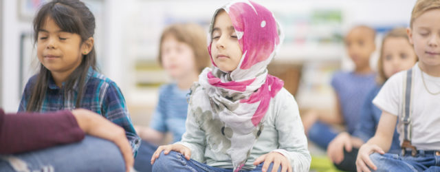 Camp Waterdown Mindfulness and Meditation for Children Program
