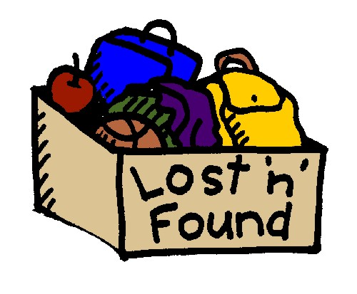 last day for lost and found sept 2nd wdcc camp waterdown rh campwaterdown com free lost and found clipart school lost and found clipart
