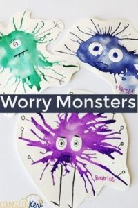 Worry Monsters
